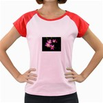 landat_02 Women s Cap Sleeve T-Shirt