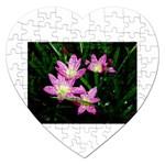 landat_02 Jigsaw Puzzle (Heart)
