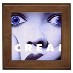 scream_5 Framed Tile
