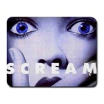 scream_5 Small Mousepad