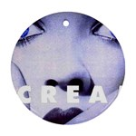 scream_5 Round Ornament (Two Sides)