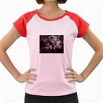 wallpaper_9813 Women s Cap Sleeve T-Shirt