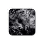 wallpaper_9813 Rubber Square Coaster (4 pack)
