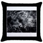 wallpaper_9813 Throw Pillow Case (Black)