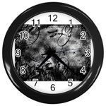 wallpaper_9813 Wall Clock (Black)