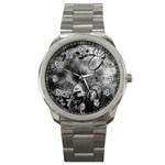 wallpaper_9813 Sport Metal Watch