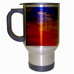wallpaper_10251 Travel Mug (Silver Gray)