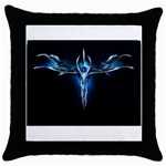 wallpaper_11150 Throw Pillow Case (Black)