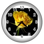 wallpaper_11217 Wall Clock (Silver)