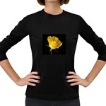 wallpaper_11217 Women s Long Sleeve Dark T-Shirt