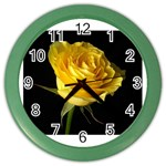 wallpaper_11217 Color Wall Clock