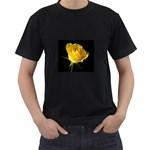 wallpaper_11217 Black T-Shirt