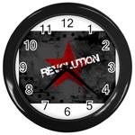 wallpaper_11805 Wall Clock (Black)