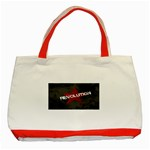 wallpaper_11805 Classic Tote Bag (Red)