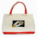wallpaper_12125 Classic Tote Bag (Red)