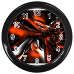 wallpaper_12280 Wall Clock (Black)