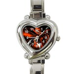 wallpaper_12280 Heart Italian Charm Watch