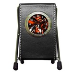 wallpaper_12280 Pen Holder Desk Clock