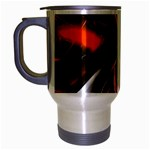 wallpaper_12280 Travel Mug (Silver Gray)