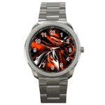 wallpaper_12280 Sport Metal Watch