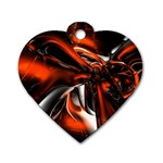 wallpaper_12280 Dog Tag Heart (Two Sides)