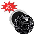 wallpaper_12647 1.75  Magnet (100 pack)
