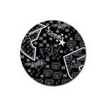wallpaper_12647 Rubber Coaster (Round)
