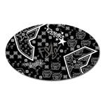 wallpaper_12647 Magnet (Oval)