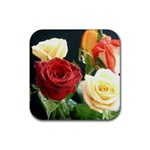 wallpaper_12974 Rubber Square Coaster (4 pack)