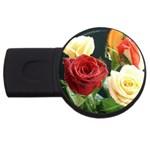 wallpaper_12974 USB Flash Drive Round (1 GB)