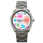 wallpaper_13078 Sport Metal Watch