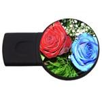 wallpaper_16293 USB Flash Drive Round (2 GB)