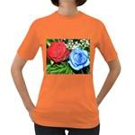 wallpaper_16293 Women s Dark T-Shirt