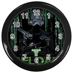 wallpaper_16954 Wall Clock (Black)