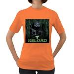wallpaper_16954 Women s Dark T-Shirt