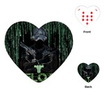 wallpaper_16954 Playing Cards (Heart)