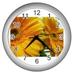 wallpaper_18294 Wall Clock (Silver)