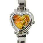 wallpaper_18294 Heart Italian Charm Watch