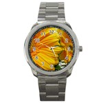 wallpaper_18294 Sport Metal Watch