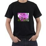 wallpaper_19193 Black T-Shirt