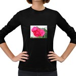 wallpaper_17044 Women s Long Sleeve Dark T-Shirt