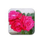 wallpaper_17044 Rubber Square Coaster (4 pack)