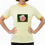 wallpaper_17147 Women s Fitted Ringer T-Shirt