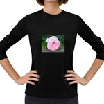 wallpaper_17147 Women s Long Sleeve Dark T-Shirt