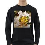wallpaper_17805 Long Sleeve Dark T-Shirt