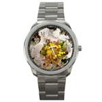 wallpaper_17805 Sport Metal Watch