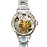 wallpaper_17805 Round Italian Charm Watch