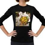wallpaper_17805 Women s Long Sleeve Dark T-Shirt