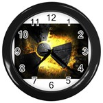 wallpaper_21592 Wall Clock (Black)