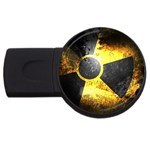 wallpaper_21592 USB Flash Drive Round (2 GB)